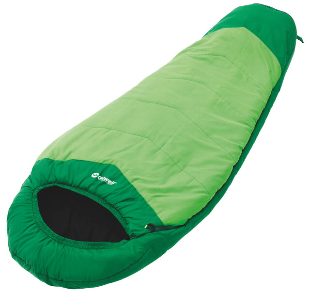 Outwell Junior Convertible Sleeping Bag Grön (2019)
